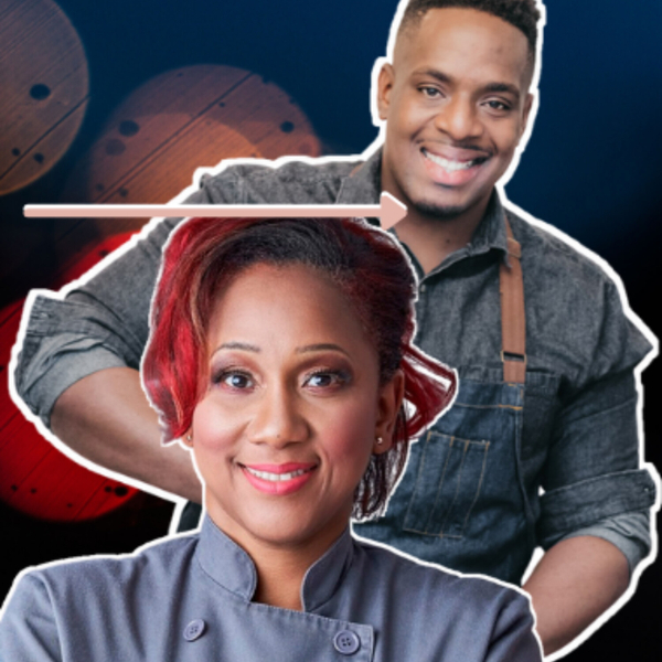 Episode 25 — What's cooking with Chefs Kareema and Noel artwork