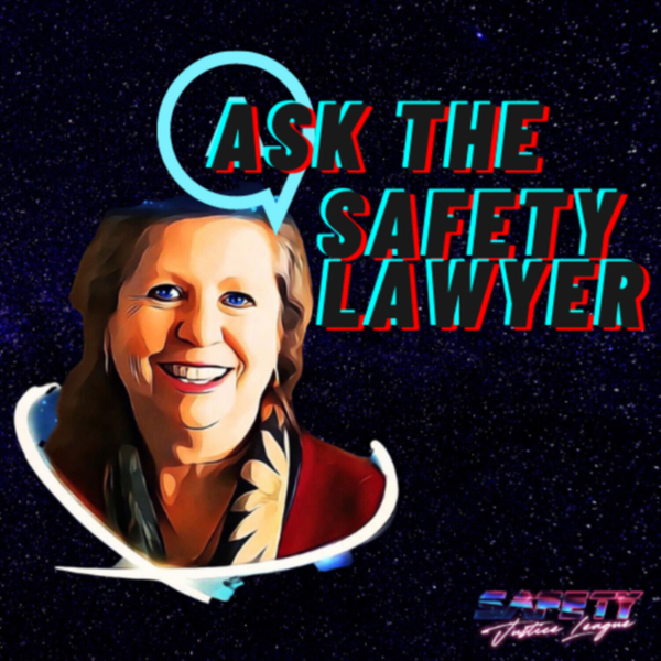 Ask The Safety Lawyer #3 artwork