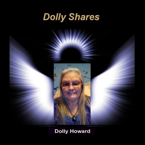 """""""Dolly Shares"""" 4/3/19 - For men mostly, love Dolly artwork"""