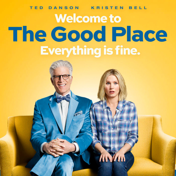 S2EP03 The Good Place S1-2 artwork