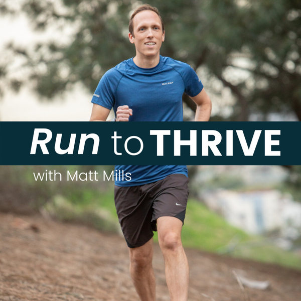 Run to Thrive artwork