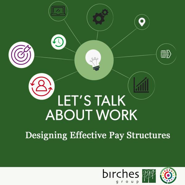 Designing Effective Pay Structures Part 1 artwork