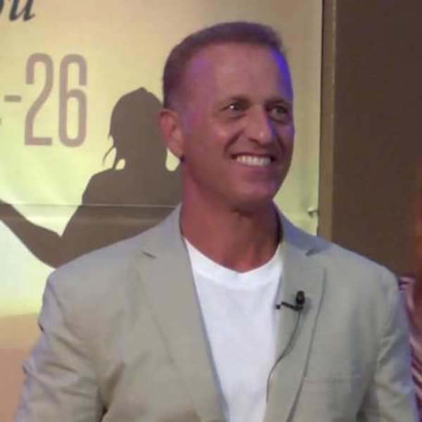 Professional Golfer, Pastor Gary Mortara speaks with Dave Henning
