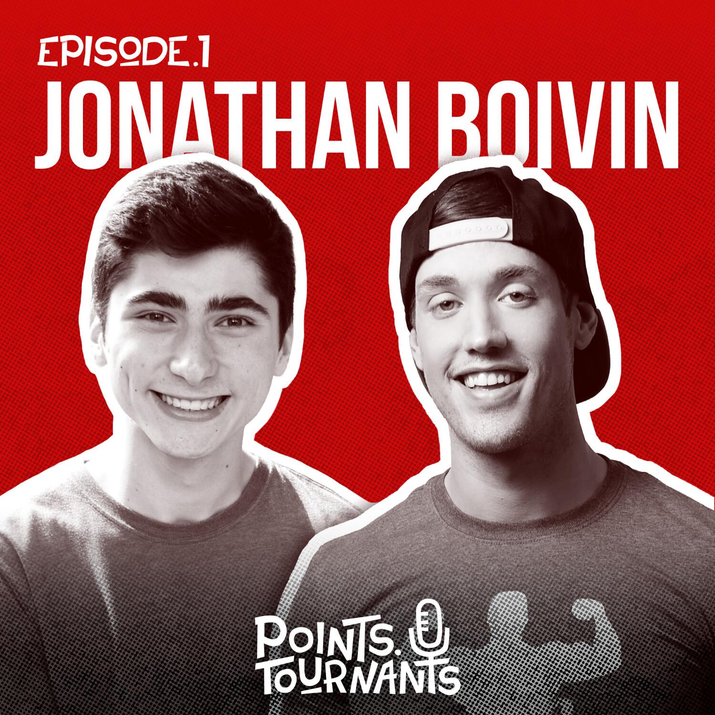 Utiliser le contenu comme levier de croissance - Avec Jonathan Boivin