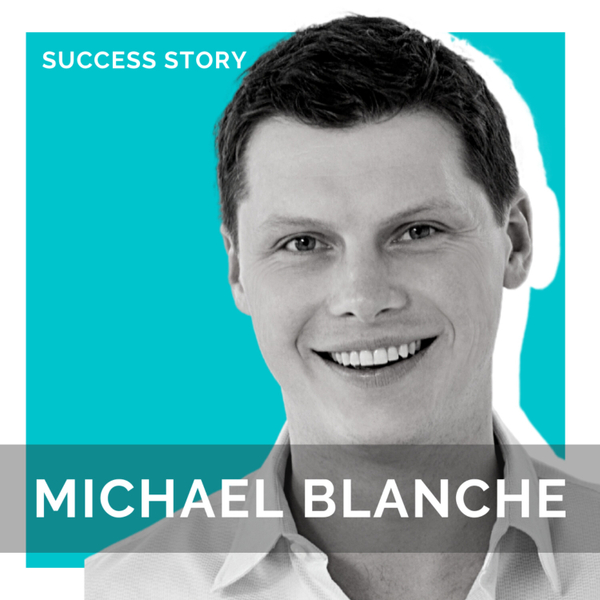Michael Blanche, Co-Founder of Surfside | Entrepreneur, Identity & Marketing Leader, The Future of Marketing Ecosystems artwork