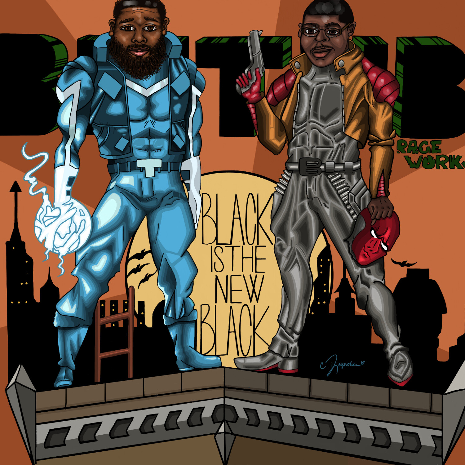 Black is the New Black-Episode 118