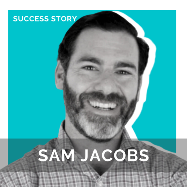 Sam Jacobs, Founder of Revenue Collective | A Community For Sales & Marketing Executives artwork